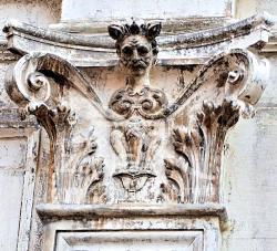 Co el casso fa ea ongia - Palazzo dei Camerlenghi Venezia