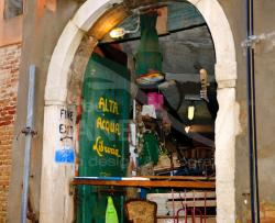 Libreria Acqua Alta - Porta d'acqua - 2013