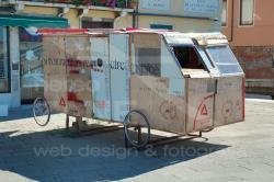 Caravan a Venezia, Riva degli Schiavoni - 2007
