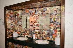 Restaurant restroom - Prague