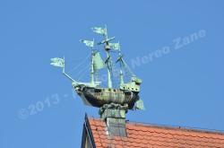 Nave volante - Monaco di Baviera