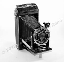 Fotocamera Kodak a soffietto