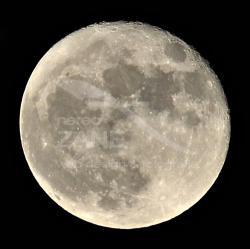 Super Moon in November