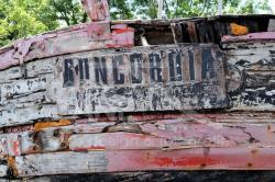 Trabaccolo Concordia a Forte Marghera (06/2020)