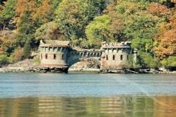 Bannerman's Castle - Pollepel island (Hudson river - 2007)