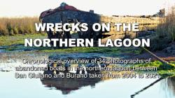 Wrecks on the Northern Lagoon